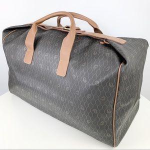 Dior XL Honeycomb Duffel Bag